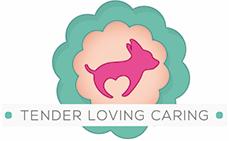 Logotyp Tender Loving Caring
