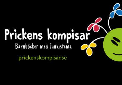 Text Prickens kompisar Barnböcker med funkisfokus