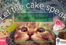 "Language meeting special edition: ""Let the cake speak!"""