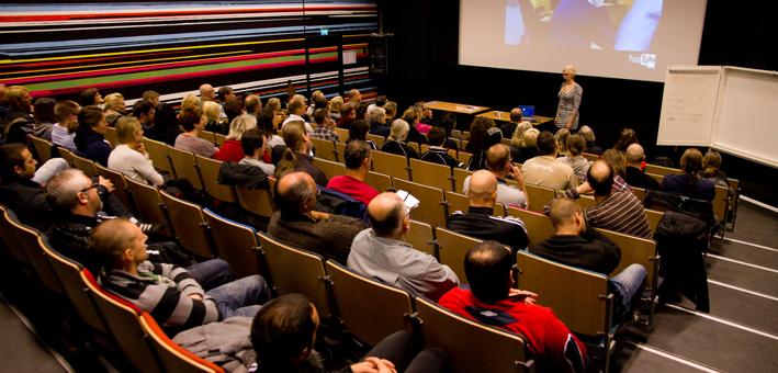 Bild från en av SIP:s föreläsningar