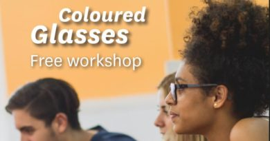 Workshop Coloured Glasses: reflections on intercultural understanding