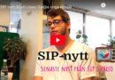Foto från Youtube omslagsbild SIPnytt