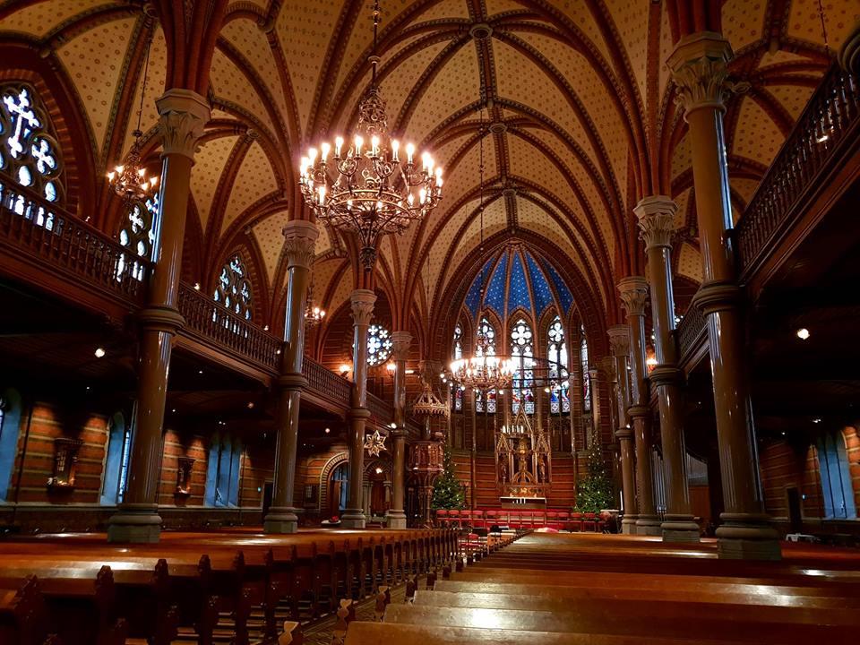 All Saints Church, Lund