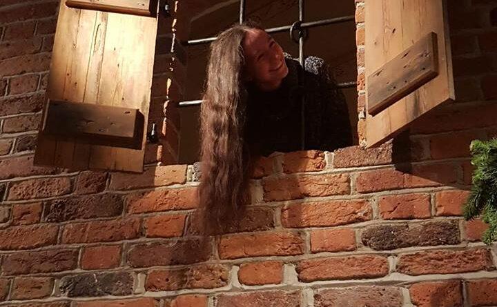 A Volunteer Visiting Stockholm's Medieval Museum