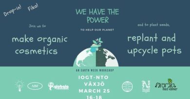 Earthweek Poster