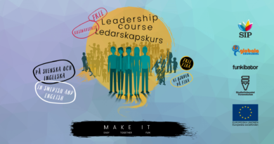 Ledarskapskurs – Leadership course 07-08 March 2020