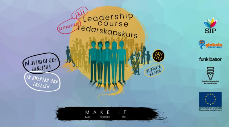 Ledarskapskurs – Leadership course 07-08 March 2020