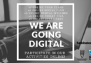 We are going digital