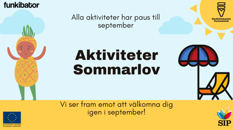 Aktiviteter Sommarlov