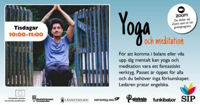 Yoga med Rodrigo